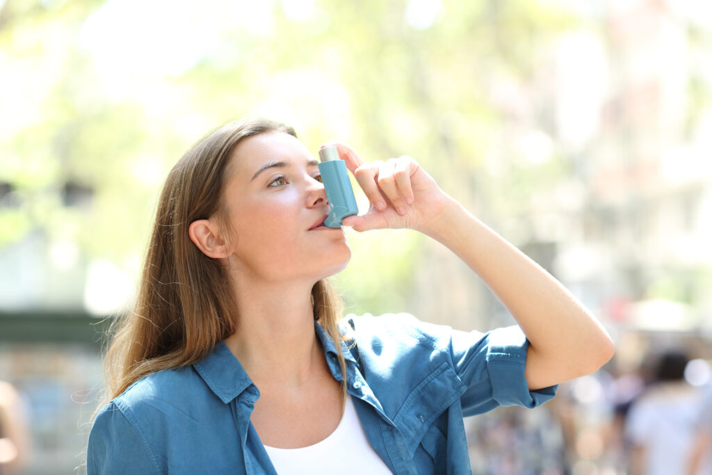 Metered Dose Inhalers (MDIs)